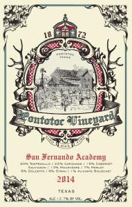 San Fenando Academy_2014_Front